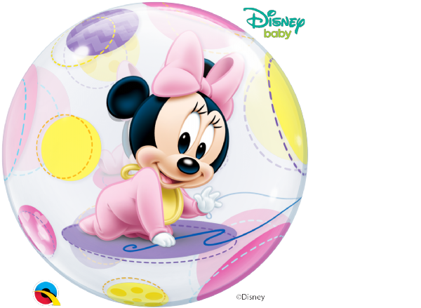 Disney Baby Minnie Mouse Bubbles™